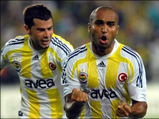 Deivid Kadıköy'ü çıldırttı! Fenerbahçe Inter'i dize getirdi video